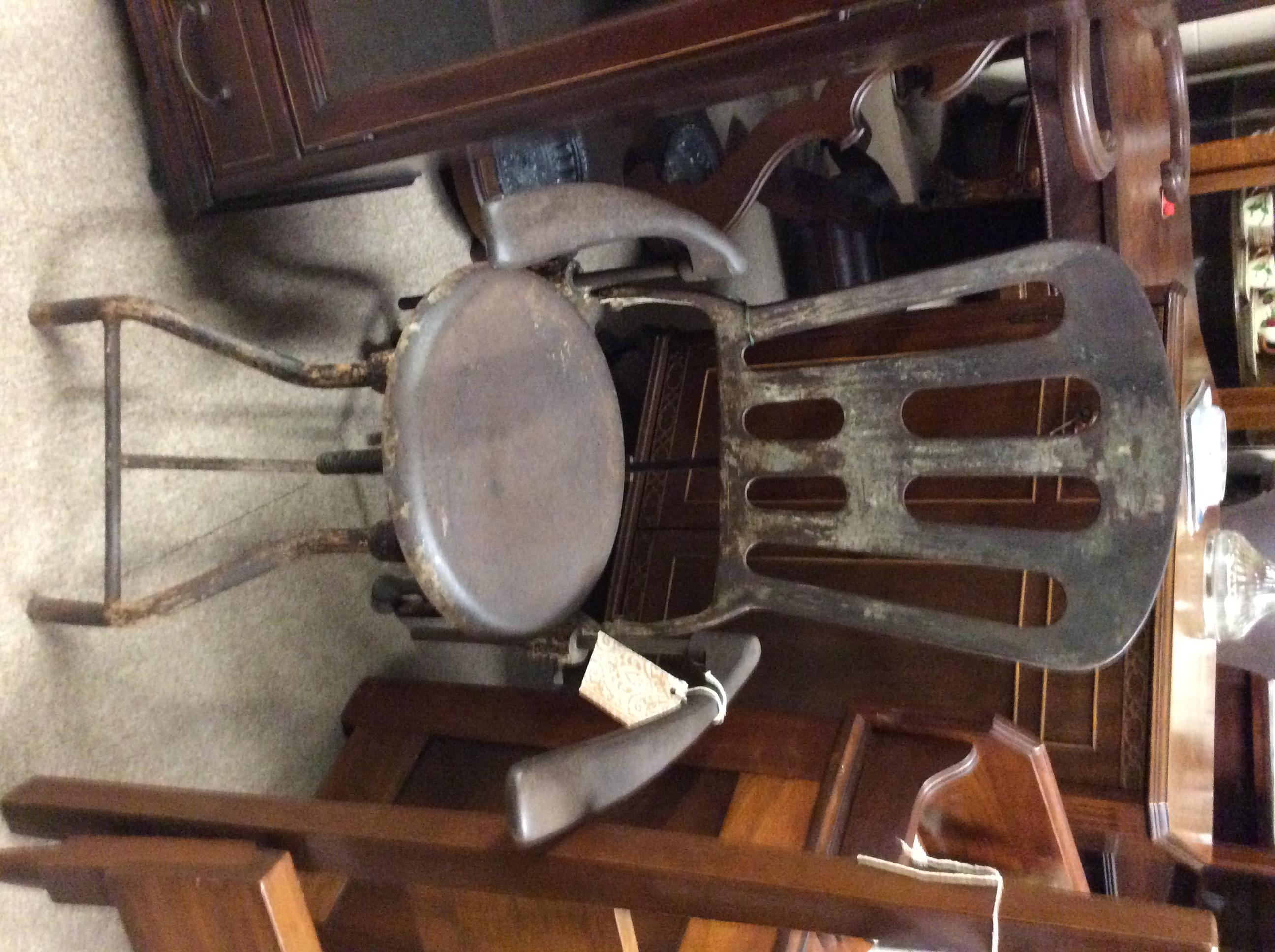 Metal Dental Chair