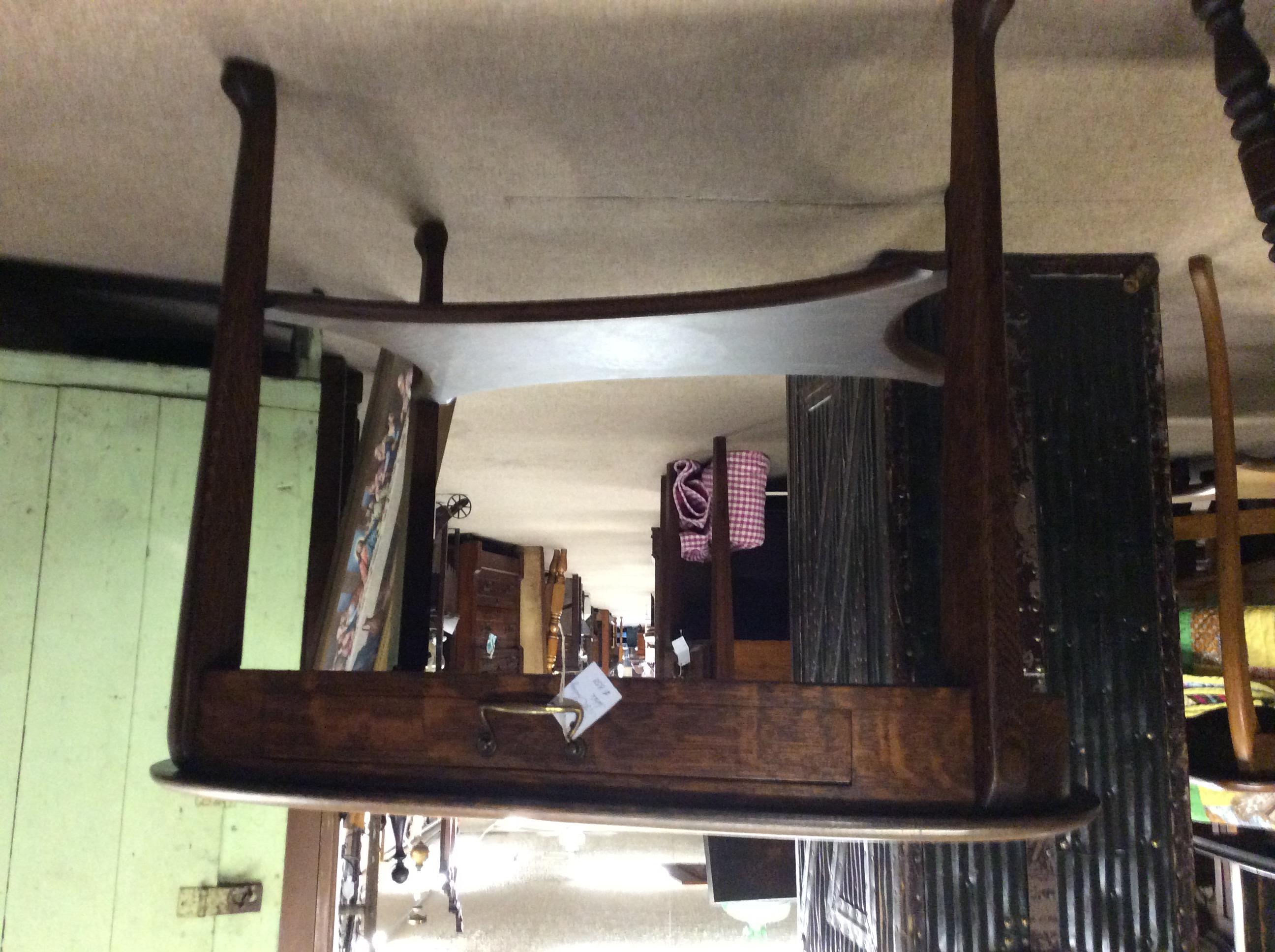 Oak Oval Table