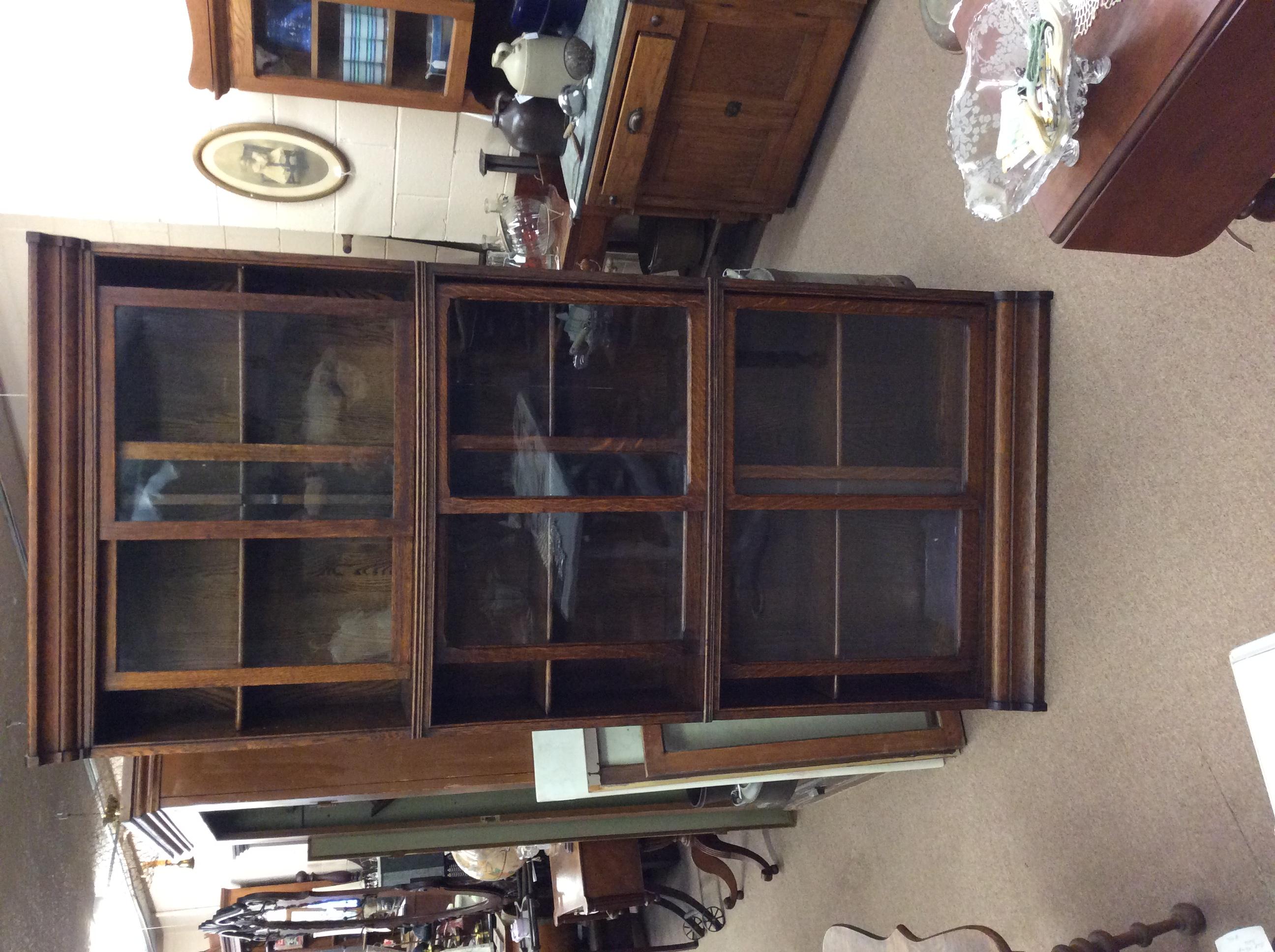 Danner Oak Bookcase