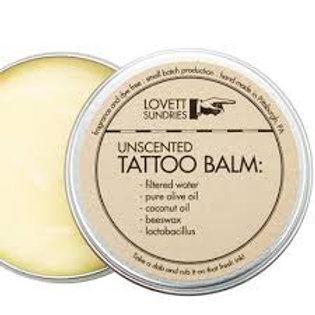 Lovett Sundries Tattoo Balm