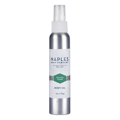 Naples Florida Fresh Body Oil Spray