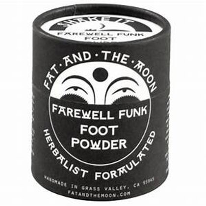 Fat and the Moon-Farewell Funk Foot Powder