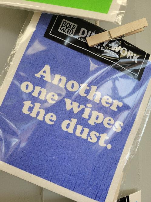 Swedish Dishcloth-Dust
