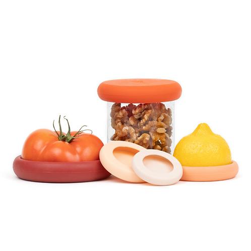 Terra Cotta Food Huggers