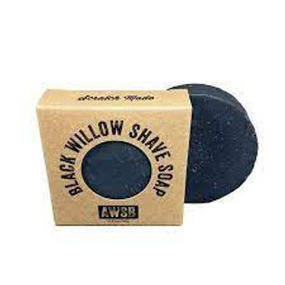 Black Willow Shave Soap