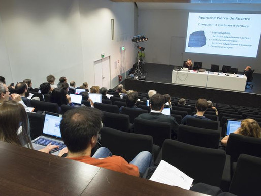 Rendez-vous au Symposium annuel du Labex EFL