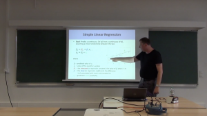 Christoph Scheepers (University of Glasgow – UK) :»Generalized mixed effectis models for the
