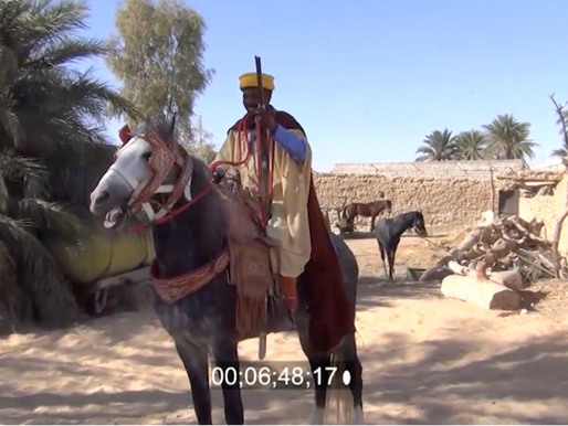 Vidéos sous-titrée en tarighit (langue berbère)