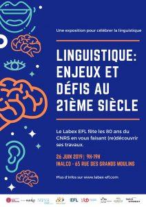 80 ans du CNRS : l'exposition événement du Labex EFL