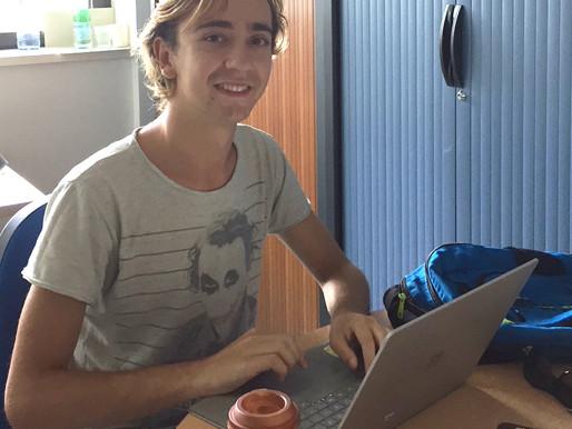 Rencontre avec Theo, étudiant du MIT et stagiaire au Labex
