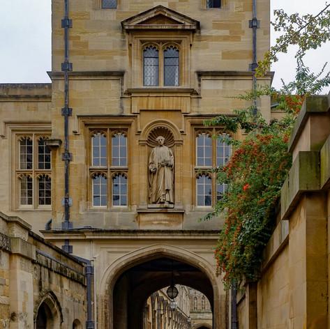 Christchurch, Oxford