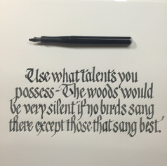 Gothic Quote