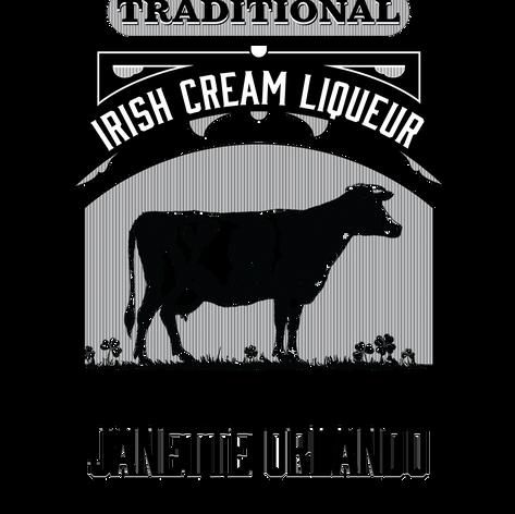 Irish Cream Label