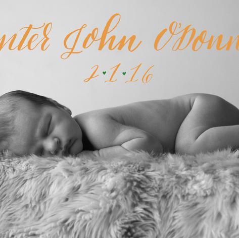 Birth Announcment