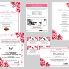 The Pleasasnton Rose Show Marketing Suite