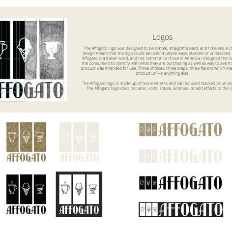 Affogato Brand Guide