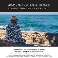 Agent Advertisment for Seniors