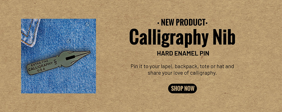 Calligraphy Nib Pin Hero Image Kraft.jpg