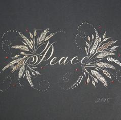 Peace Flourishing