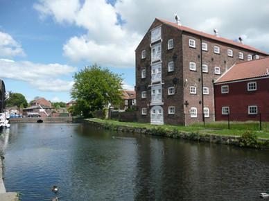 Driffield Canal Head
