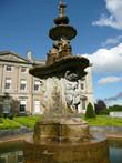 Sledmere House fountain