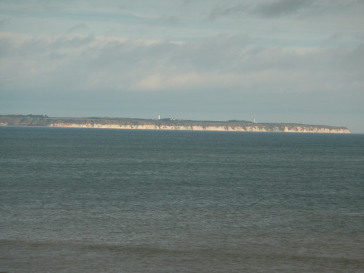 view of Flambrough Head