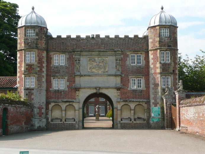 Burton Agness Hall