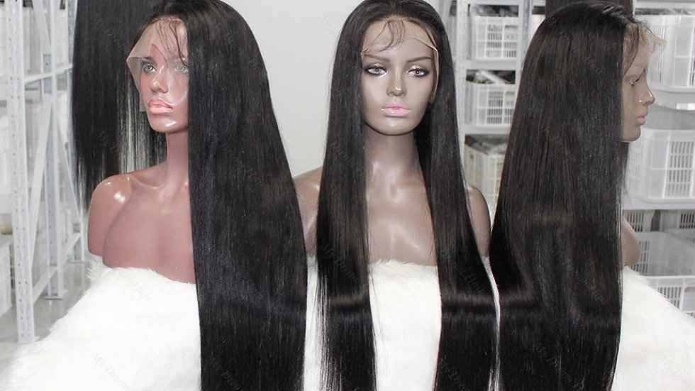 "18"" Bodywave Lace Frontal Wig"
