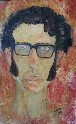 Self portraite 1970