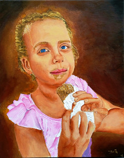 Ice Cream Princess Acrylic  40-50 cm