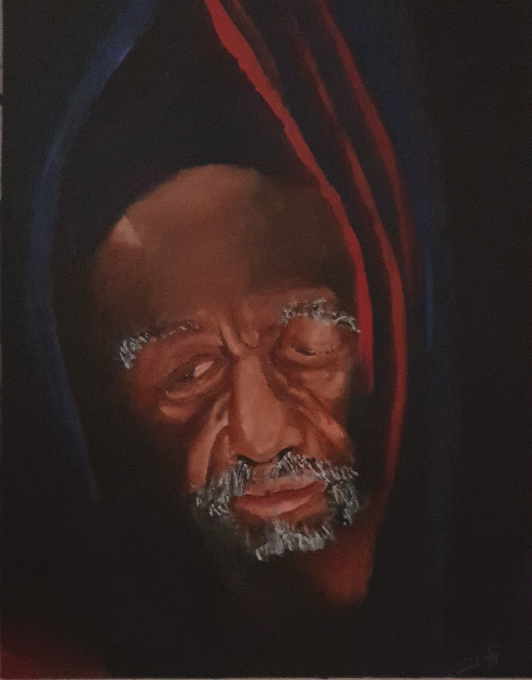 A monk,   the Ethiopian Orthodox   Churc