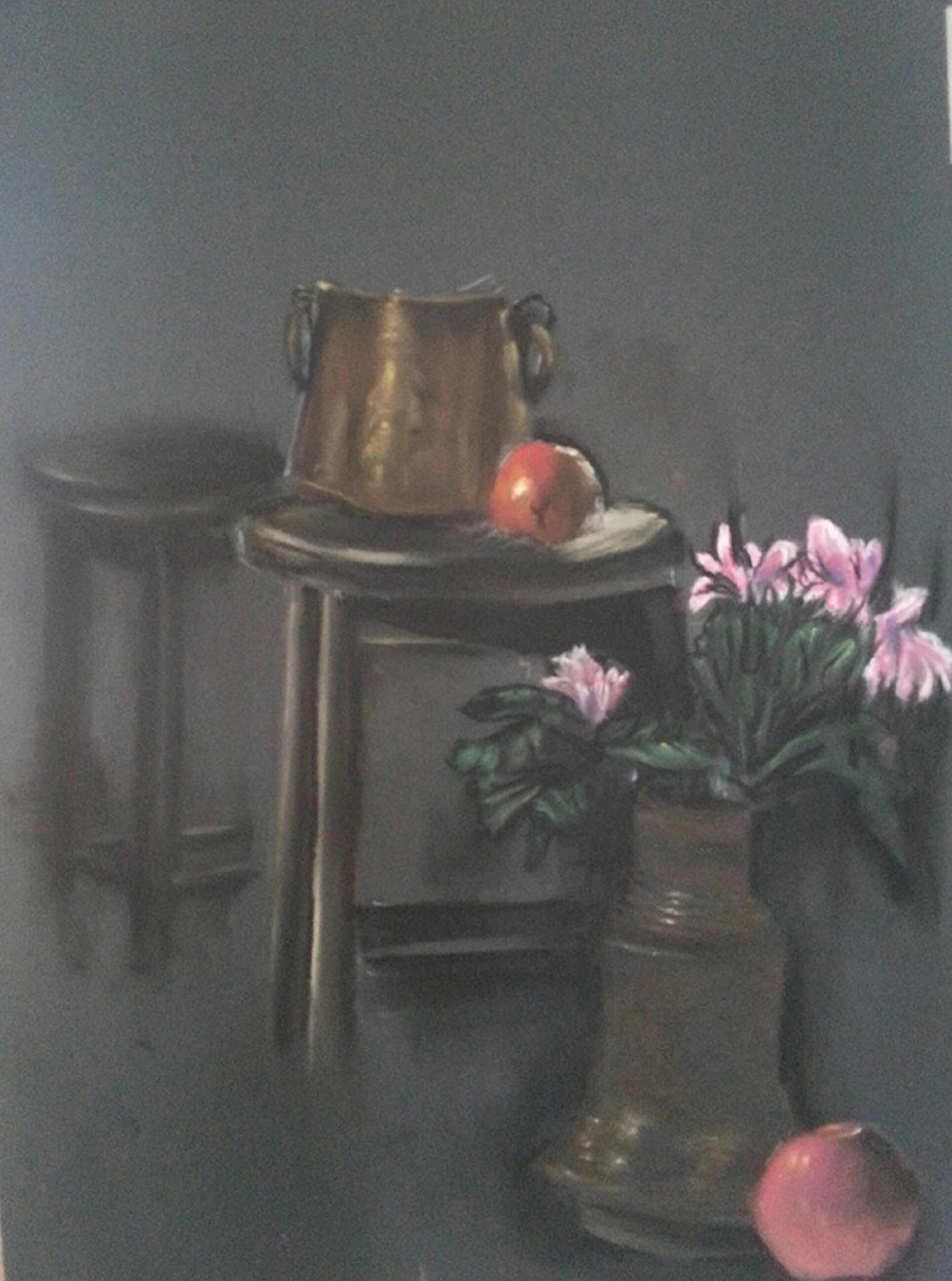 Still Life - Pastel  1400