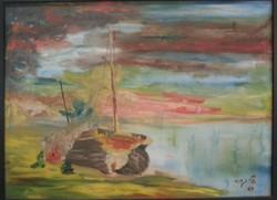Dreams 1 - 1967 - oil 70 60