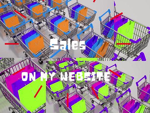 30% sale reduction!!!  September