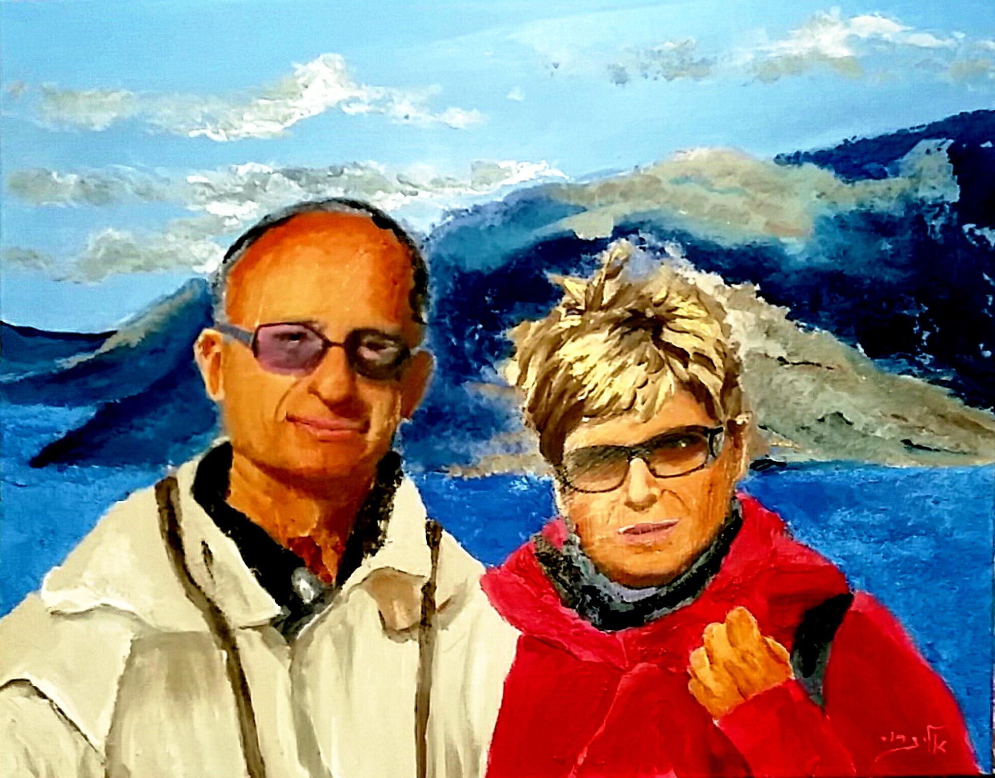 Alex & Lora Kushnir