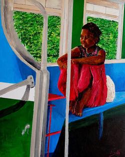 Myanmar Rohingya woman - The world she k