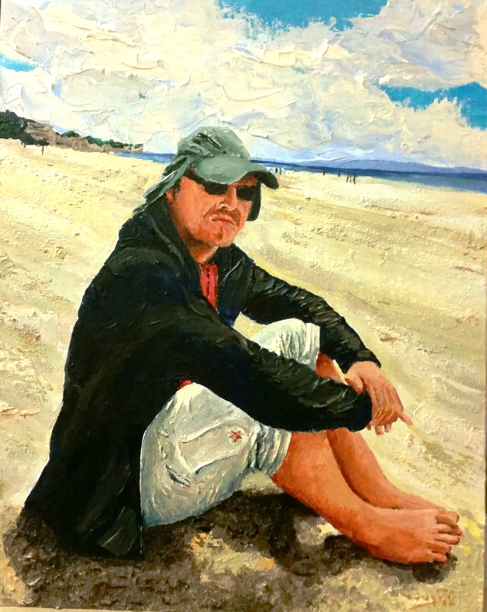 Shores are sometimes longings (Zvi)