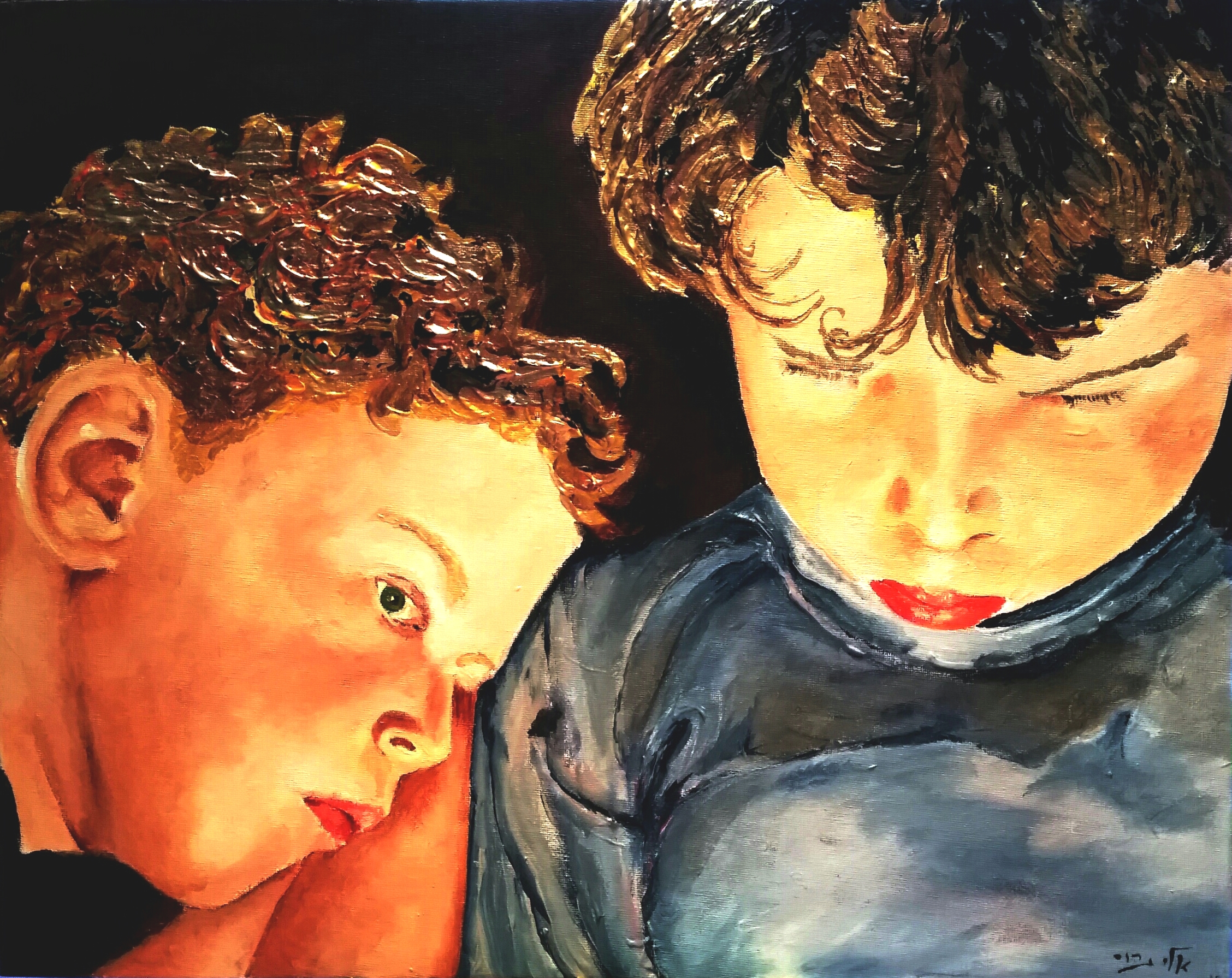 BROTHERS ACRYLIC