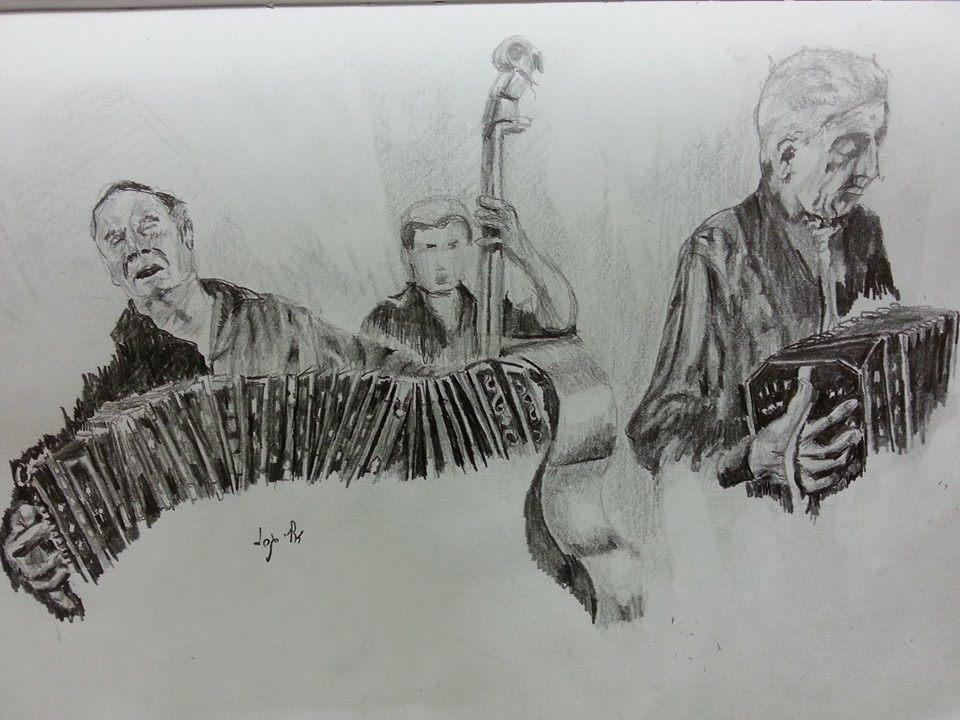 Tango band