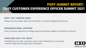 Post-Summit Report | Virtual Chief Customer Experience Officer Summit 2021