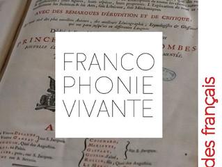 Vivacité des français, Francophonie vivante 2020/2