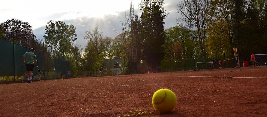 bierbeek bierbeekse tc tennis gravel sun zon