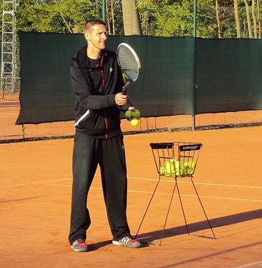 tennis bierbeek coaching train training bierbeekse tc tennisclub