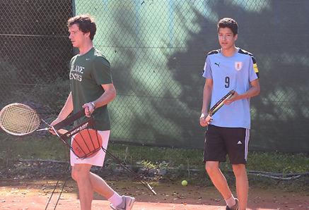 tennis coaching cedric rutsaert train bierbeek tc bierbeeke tc