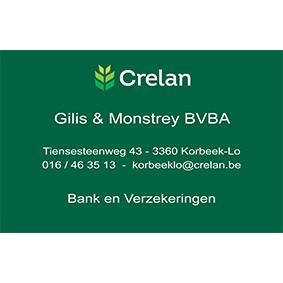 Crelan Gillis & Monstrey BVBA