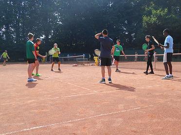 tennis kids bierbeek bierbeekse tc club youth sports