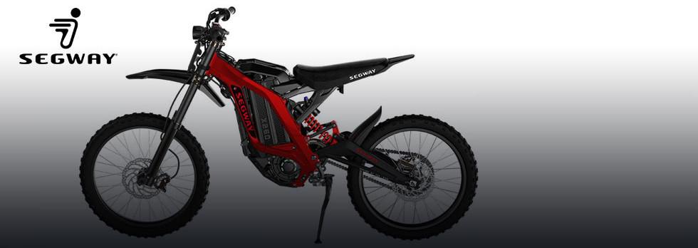 Segway X260 Electric Motorbikes eDirt Bikes