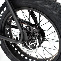 Shock Absorbent Off-Road Tires