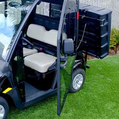 Optional Hard Cab w/ Doors