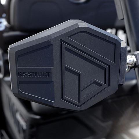 Assault Industries Aviator Side Mirrors